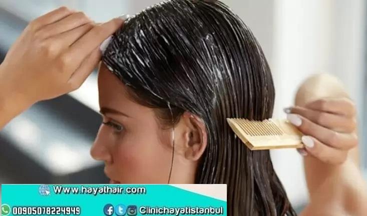 الشعر الدهني مشاكل وحلول